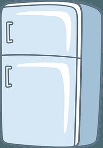 Refrigerator clipart