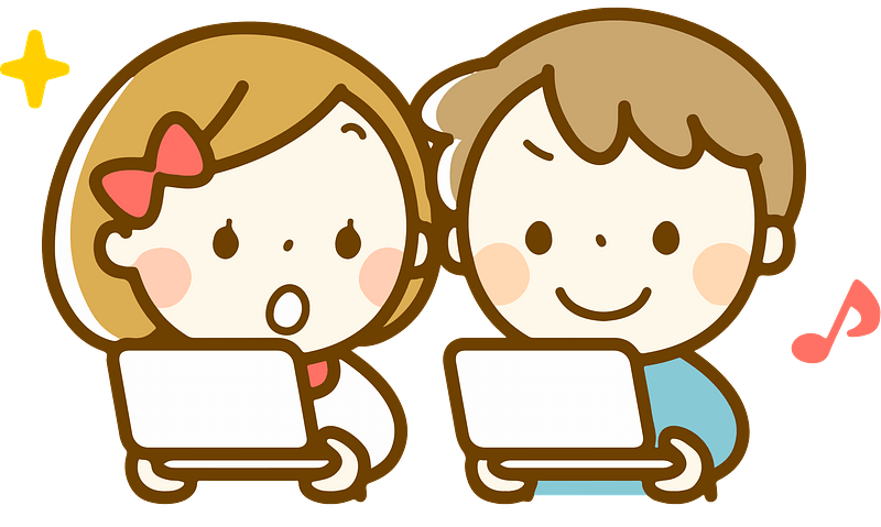 Boy And A Girl Playing Video Games Clipart Free Download Transparent Png Creazilla