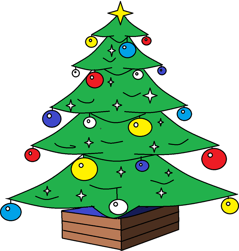 cartoon christmas tree clipart free download transparent png creazilla https creazilla com pages 4 license information