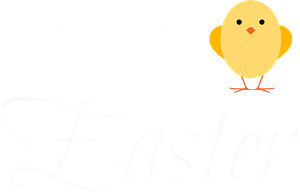 Happy Easter card clipart