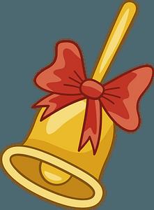 School bell clipart