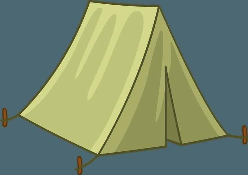 Camping tent clipart. Free download transparent .PNG   Creazilla