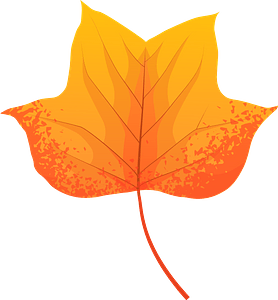 Lombardy poplar late autumn leaf clipart. Free download ...
