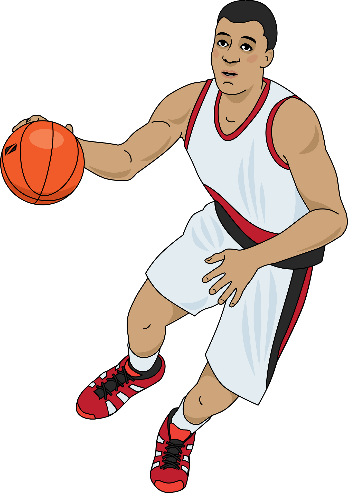 Basketball Player Clipart Free Download Transparent Png Creazilla