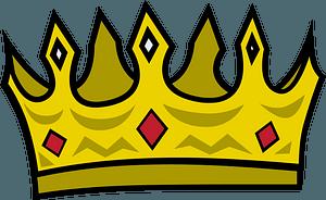 Kings crown clipart