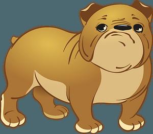 Bulldog кліпарт