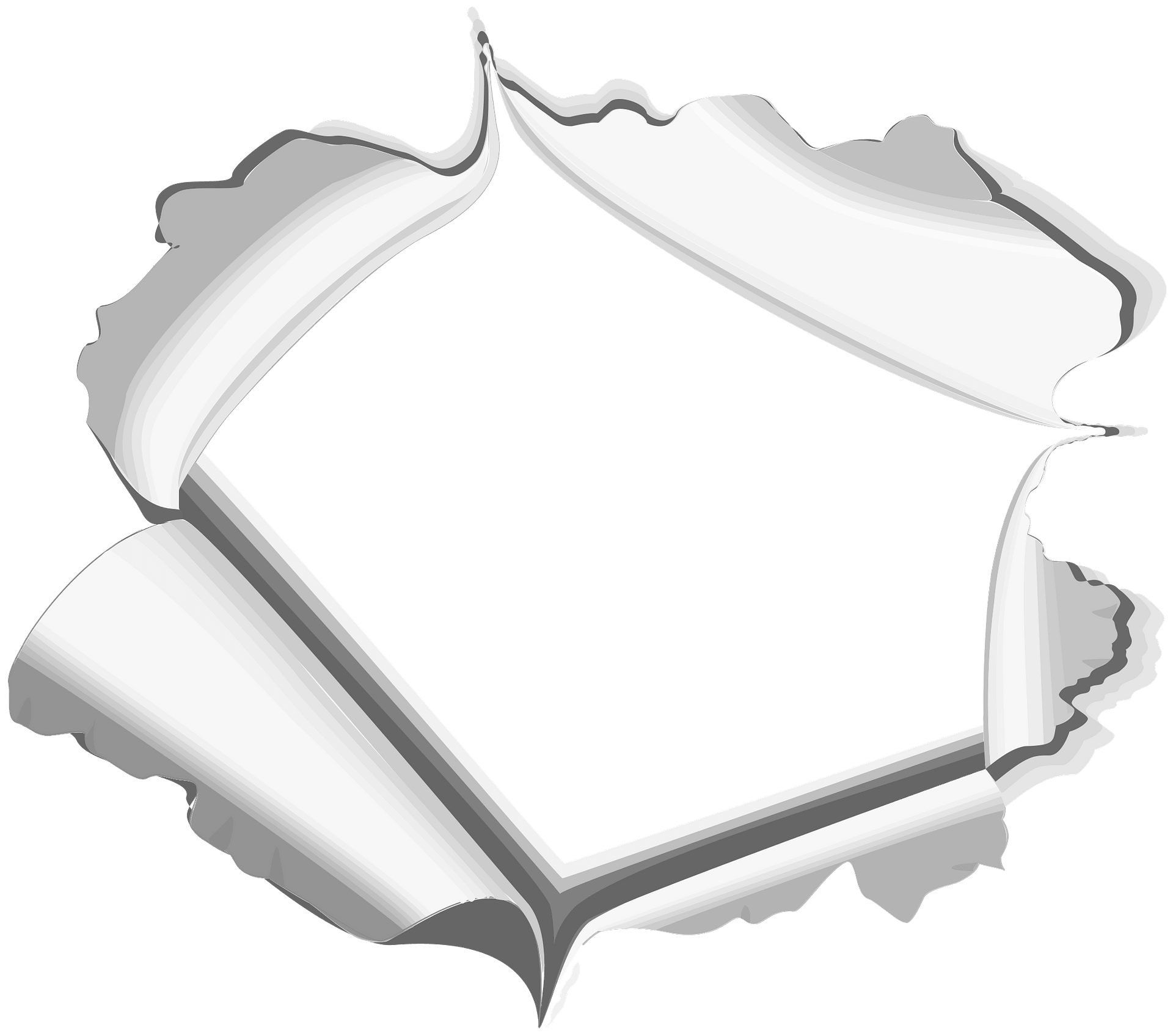 Big Image - Torn Page Png Clipart (#749358) - PinClipart