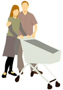 Young Parents clipart