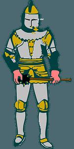 Knight clipart