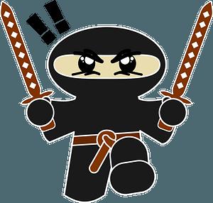 Chibi Ninja clipart