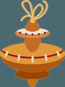Cristmas decoration klipart
