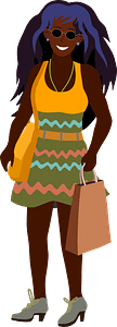 African american clipart