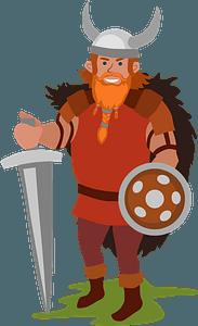 Viking klipart