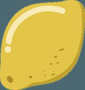 Lemon 剪贴画