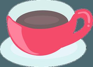 Tea cup 剪贴画