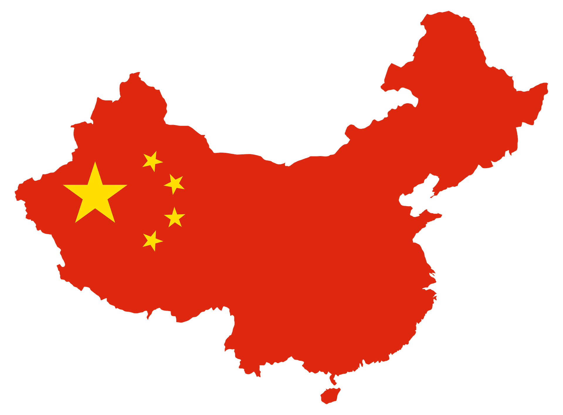 China Map Flag Clipart Free Download Transparent Png Creazilla