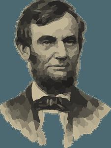 Abraham Lincoln clipart