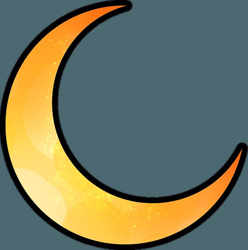 Cartoon moon clipart. Free download transparent .PNG ... (793 x 800 Pixel)