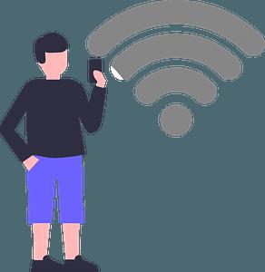 Wi-fi clipart