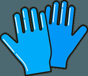 Gloves clipart