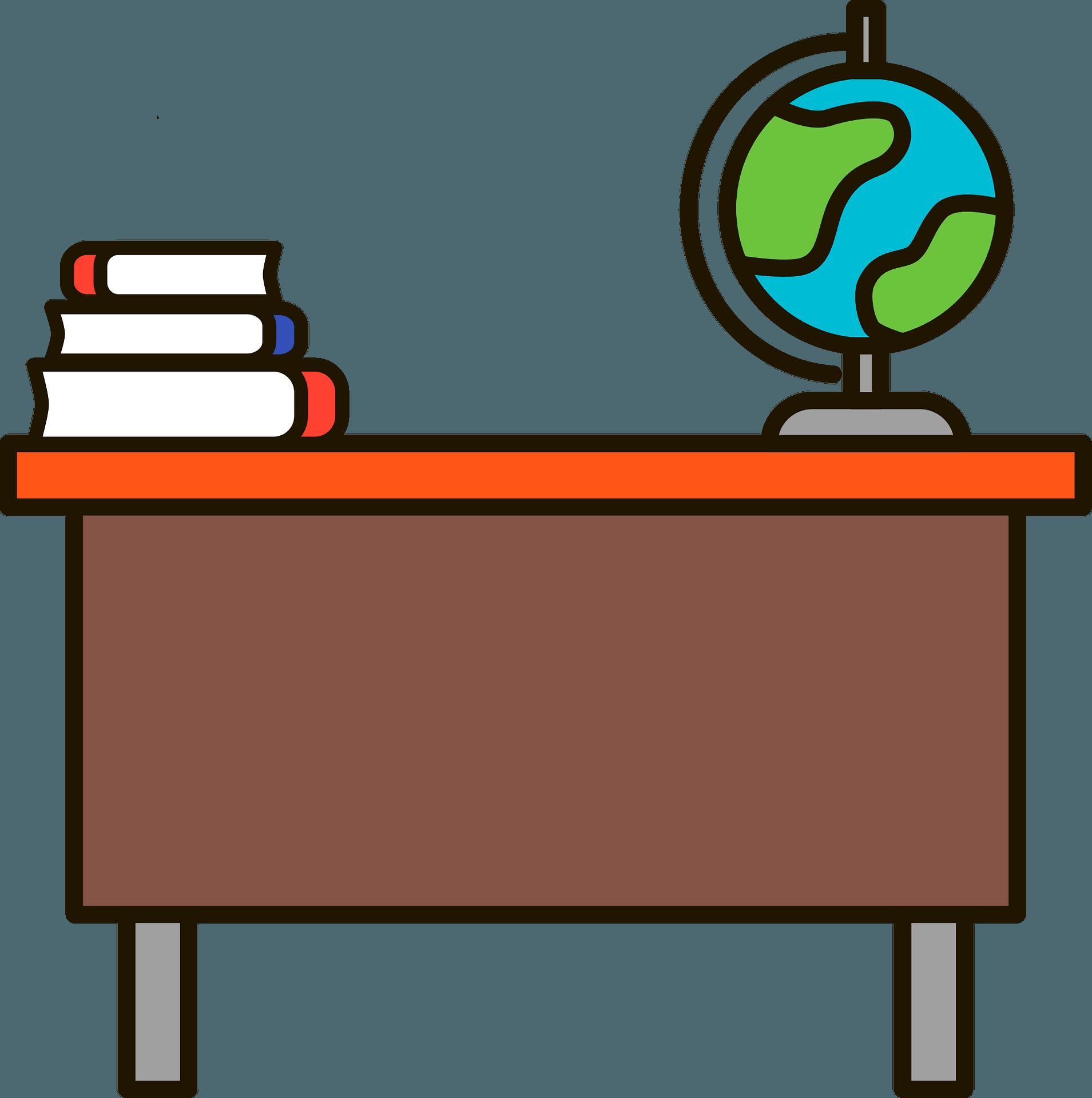 Teacher Desk Clipart Free Download Transparent Png Creazilla