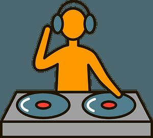 DJ clipart
