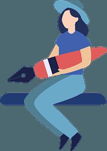 Graphic designer clipart