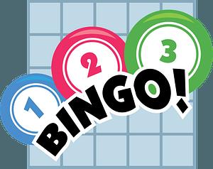 Bingo clipart