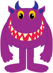 Monster clipart