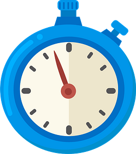 Stopwatch clipart