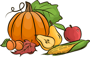 Autumn harvest clipart