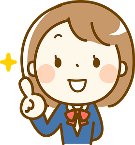 Thinking girl clipart