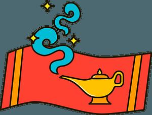 Aladdin clipart