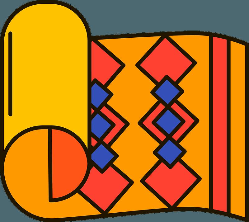 Rug clipart