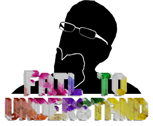 Fail to understand stylized lettering clipart