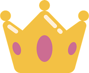 Queen crown кліпарт