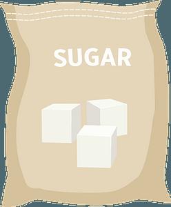 Sugar clipart