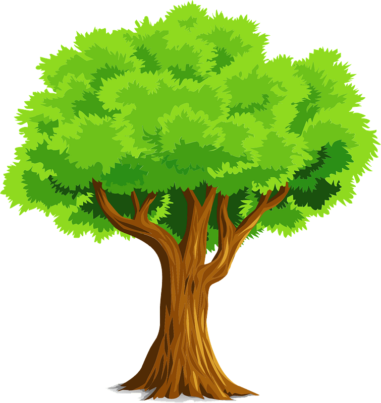 Cartoon Tree Clipart Free Download Transparent Png Creazilla To view the full png size resolution click on any of the below image thumbnail. cartoon tree clipart free download