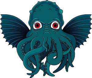 Cthulhu clipart