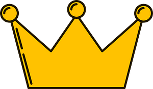 King crown clipart
