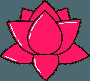 Lotus clipart