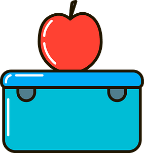 Lunchbox clipart