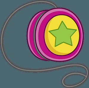Yo-yo clipart