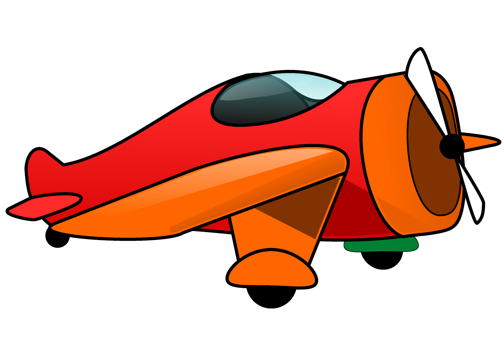 Airplane Clipart Free Download Transparent Png Creazilla
