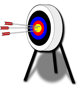 Bullseye clipart bulls eye, Bullseye bulls eye Transparent FREE for  download on WebStockReview 2020