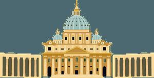 The Vatican clipart