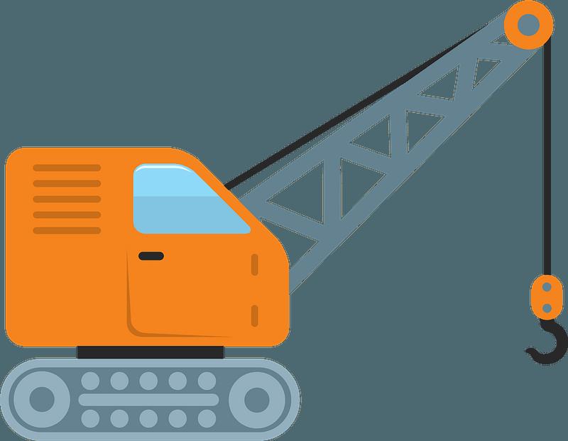 Crane clipart. Free download transparent .PNG   Creazilla