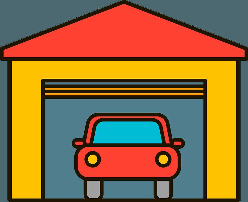 Garage Clipart
