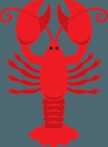Crawfish clipart