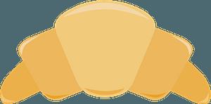 Croissant clipart